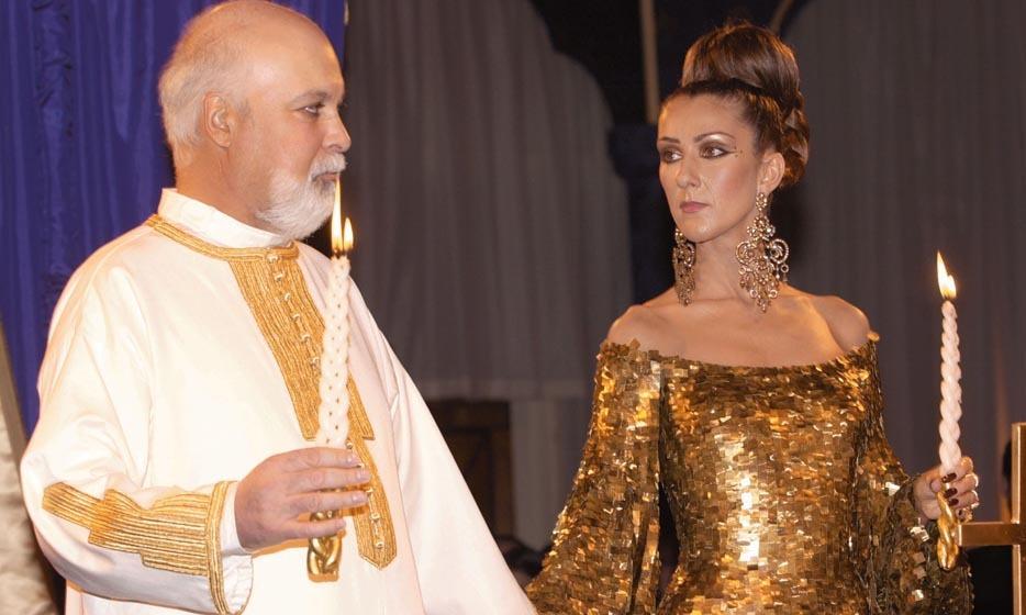 Những cột mốc mối tình 'bất tử' của vợ chồng Celine Dion - 6