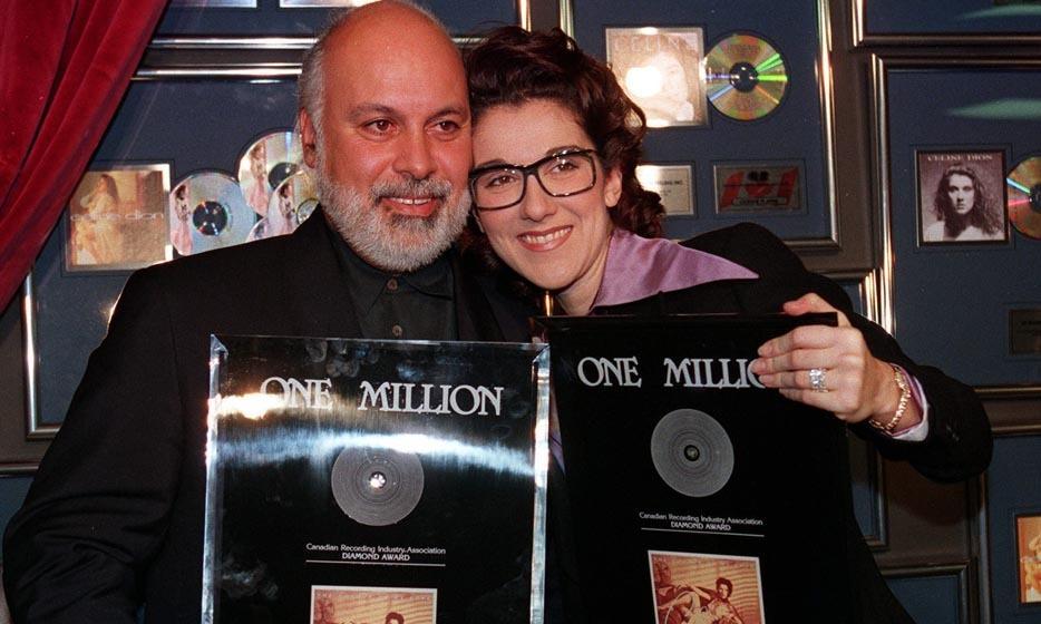 Những cột mốc mối tình 'bất tử' của vợ chồng Celine Dion - 3