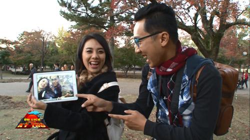 Lan Trinh tiết lộ số đo 3 vòng trên truyền hình thực tế - 3