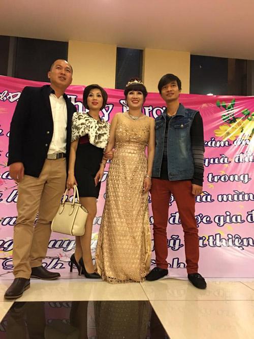 Đại gia Thái Bình chi tiền tỷ mời 50 sao hát mừng vợ - 3
