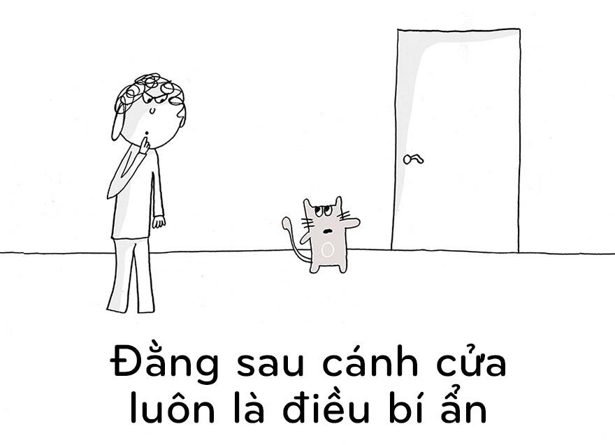 19 điều chúng ta nên học từ mèo - 1