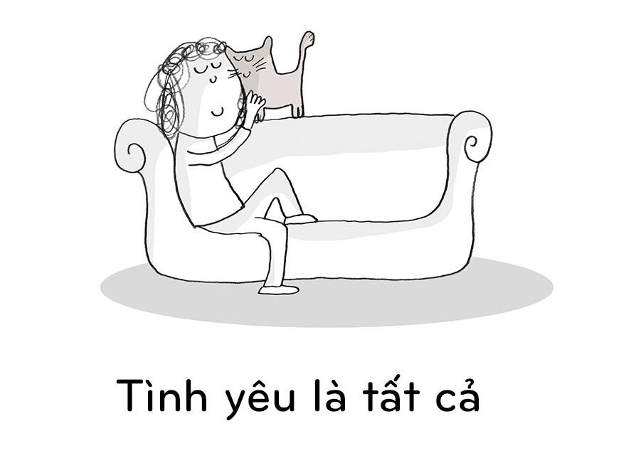 19 điều chúng ta nên học từ mèo - 3
