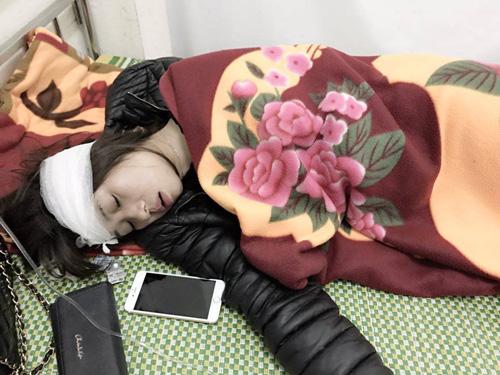 Linh Miu: 'Bị đánh, tôi cũng phải lấy chân tự vệ' - 2