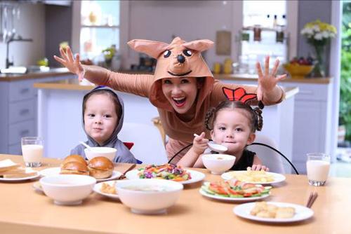 Bí quyết nhỏ giúp con hào hứng ăn tất cả những món mẹ nấu - 1