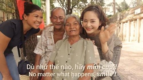 Lan Phương gây xúc động với clip 'đi tìm hạnh phúc' - 2