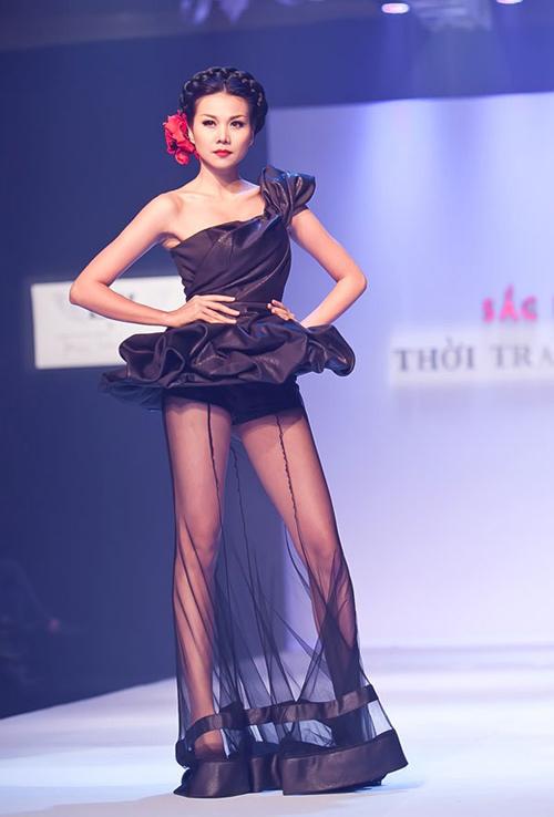 Hỗn loạn danh xưng 'siêu mẫu' làng thời trang Việt - 6