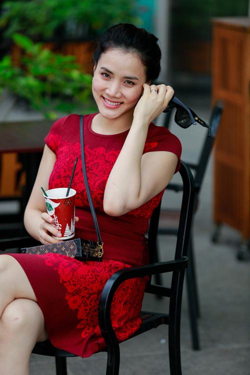 Diễn viên Trang Nhung: 'Chồng tôi là người tử tế' - 4