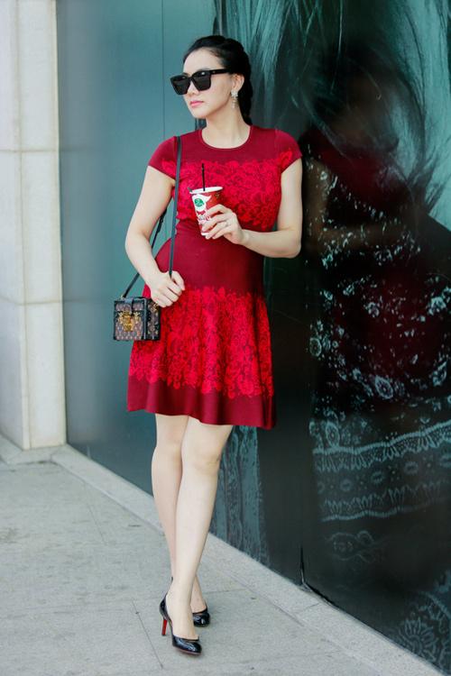Diễn viên Trang Nhung: 'Chồng tôi là người tử tế' - 2