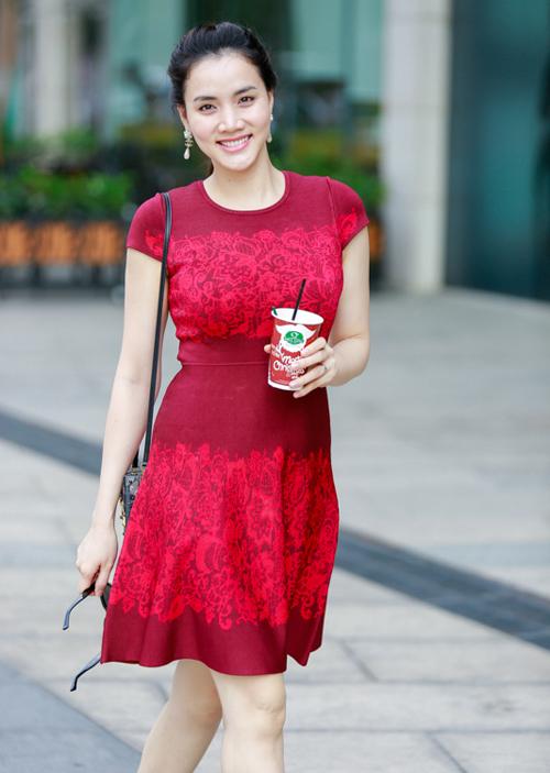 Diễn viên Trang Nhung: 'Chồng tôi là người tử tế' - 1