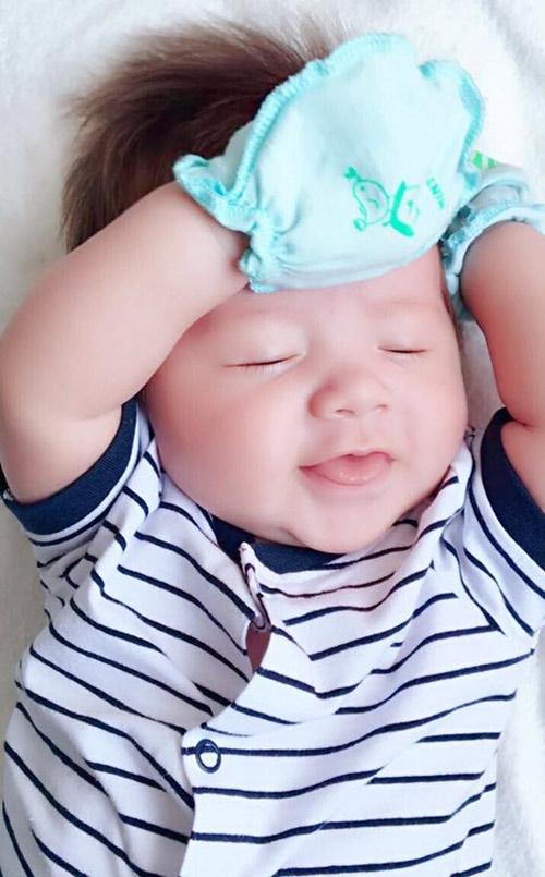 Sao Việt bật mí ý nghĩa tên của con - 2