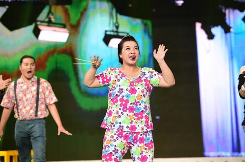 Trấn Thành, Việt Hương rơi nước mắt với tiểu phẩm hài - 1