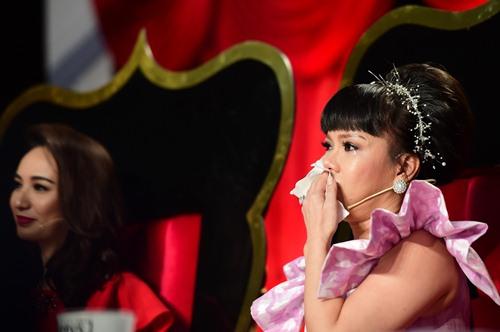 Trấn Thành, Việt Hương rơi nước mắt với tiểu phẩm hài - 5