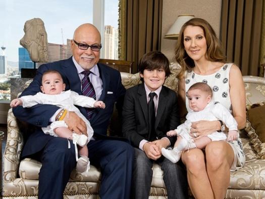 Những lời nói 'ru tình' Celine Dion dành cho chồng quá cố - 1
