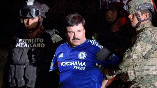 Trùm ma túy Mexico từng ấp ủ kế hoạch thâu tóm Chelsea - 1