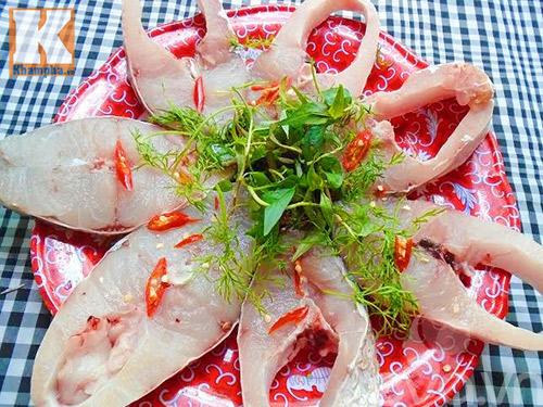 Lẩu cá vược nóng hổi ngày lạnh - 6