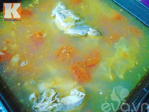 Lẩu cá vược nóng hổi ngày lạnh - 5