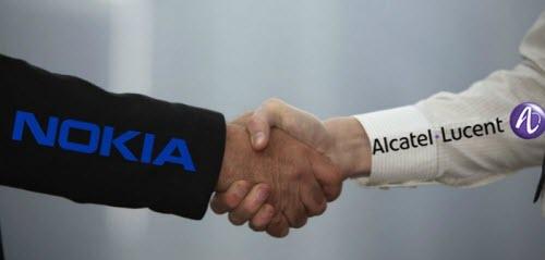 Nokia hoàn thành thâu tóm Alcatel - Lucent - 1