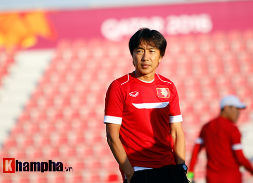 U23 Việt Nam lấy lại tinh thần sau trận thua Jordan - 2