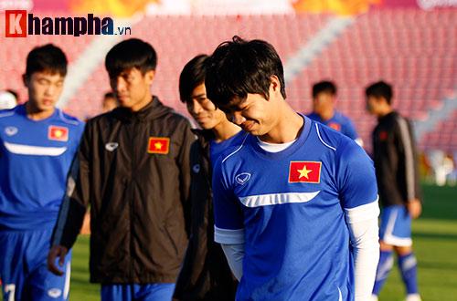 U23 Việt Nam lấy lại tinh thần sau trận thua Jordan - 3