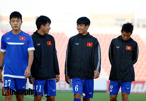 U23 Việt Nam lấy lại tinh thần sau trận thua Jordan - 5