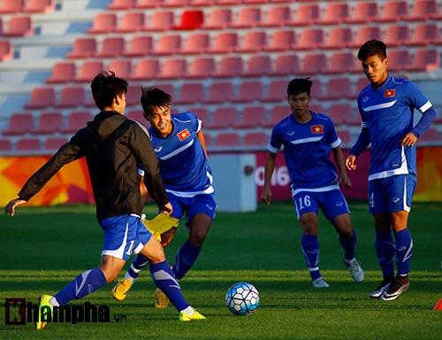 U23 Việt Nam lấy lại tinh thần sau trận thua Jordan - 6