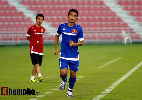 U23 Việt Nam lấy lại tinh thần sau trận thua Jordan - 8