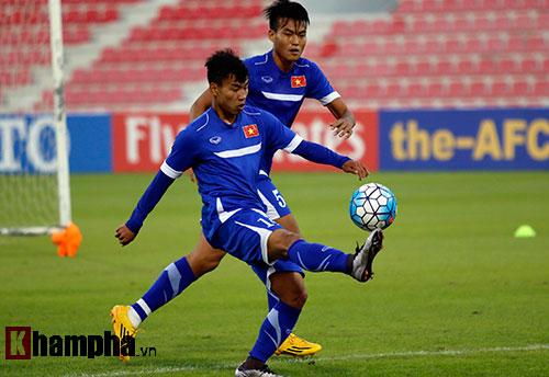 U23 Việt Nam lấy lại tinh thần sau trận thua Jordan - 9