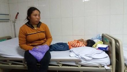 Con gái 5 tuổi chấn thương sọ não vì... bố đánh nhau - 1
