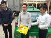 An ninh Xã hội - CSGT Bắc Giang bắt nhóm nữ quái đi taxi, giấu ma túy