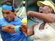 Thể thao - Phân nhánh Australian Open: Nadal, Sharapova gặp khó
