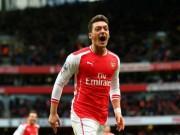 """Bóng đá - Arsenal: """"Pháo thăng thiên"""" trên đôi cánh Ozil"""
