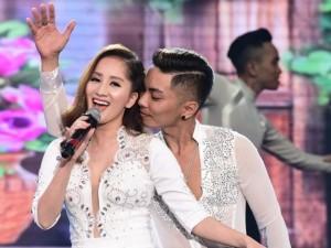 Ca nhạc - MTV - Khánh Thi – Phan Hiển tình tứ trên truyền hình