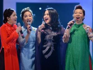 Bộ tứ diva Việt khiến fan đắm chìm với liên khúc về Hà Nội