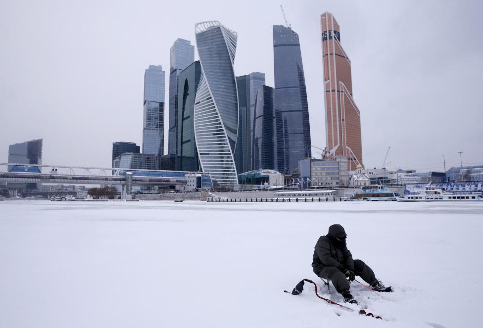 Ngắm mùa đông băng tuyết trắng xóa nhiều nơi trên TG - 11