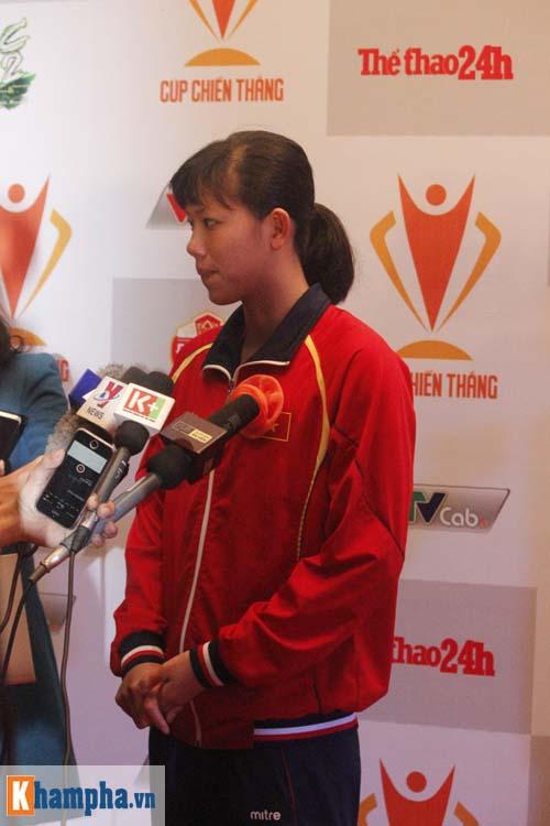 Cúp chiến thắng 2015: Vinh danh Ánh Viên, Quang Liêm - 6