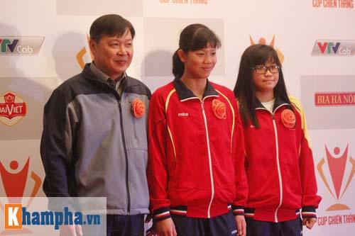 Cúp chiến thắng 2015: Vinh danh Ánh Viên, Quang Liêm - 4
