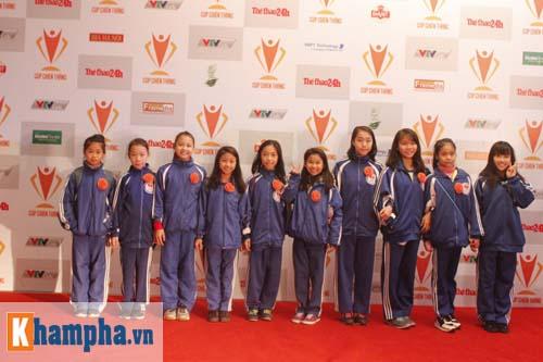 Cúp chiến thắng 2015: Vinh danh Ánh Viên, Quang Liêm - 3