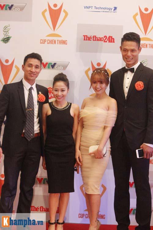 Cúp chiến thắng 2015: Vinh danh Ánh Viên, Quang Liêm - 9