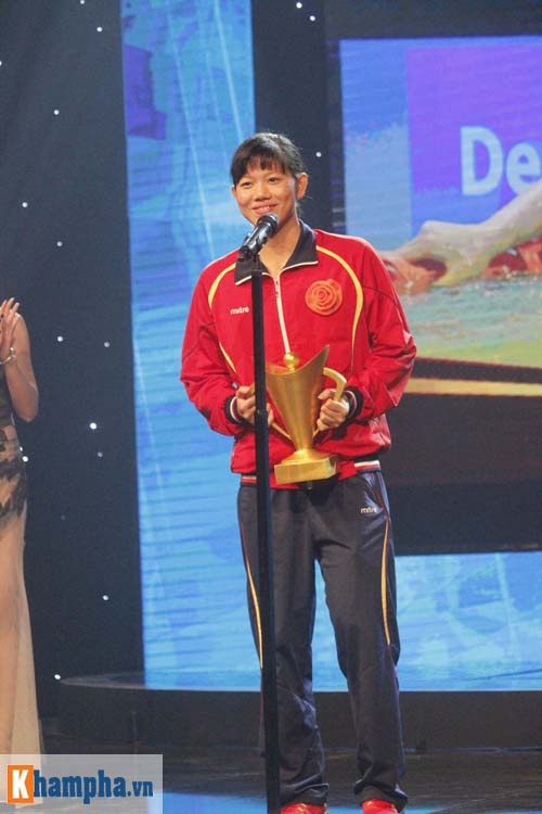 Cúp chiến thắng 2015: Vinh danh Ánh Viên, Quang Liêm - 2
