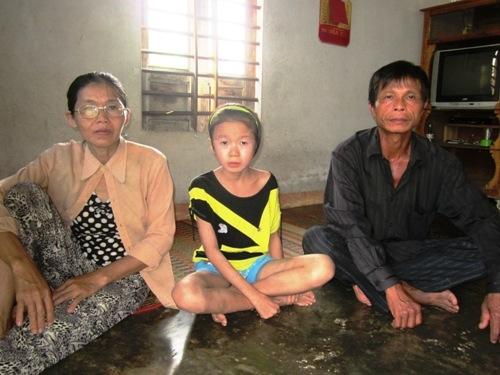 Giấc mơ chữa bệnh của cô bé 11 tuổi hiếu học - 1
