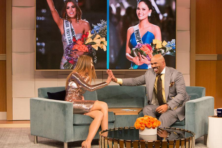 Hoa hậu Hoàn vũ 'hụt' tha thứ cho MC tội đồ - 4