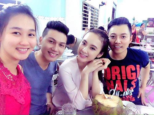 Facebook sao 16/1:  Vợ chồng Hà Tăng mừng tất niên sớm - 11