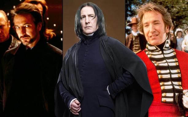 Những vai diễn đề đời trên màn ảnh của 'thầy Snape' - 1