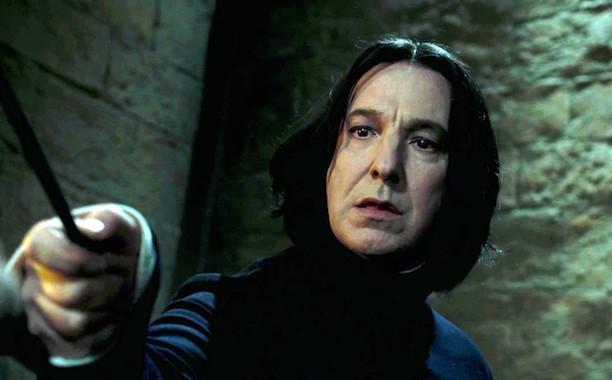 Những vai diễn đề đời trên màn ảnh của 'thầy Snape' - 8