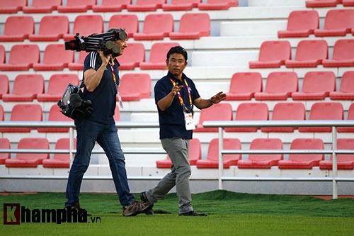 Truyền hình Nhật quan tâm đặc biệt U23 VN & Miura - 1