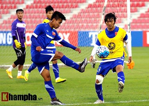 U23 Việt Nam: Tuấn Anh miệt mài tìm cơ hội đá chính - 7
