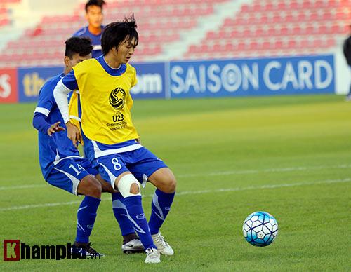 U23 Việt Nam: Tuấn Anh miệt mài tìm cơ hội đá chính - 4