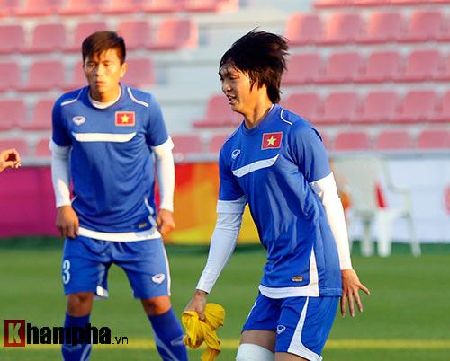 U23 Việt Nam: Tuấn Anh miệt mài tìm cơ hội đá chính - 1