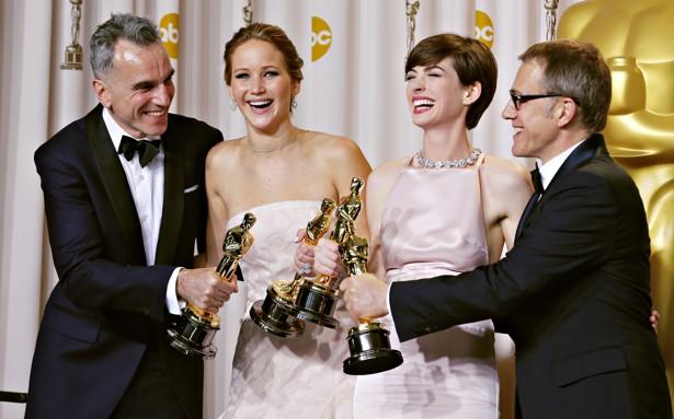 Đề cử Oscar 2016: Quá già, quá trắng và toàn đàn ông - 1