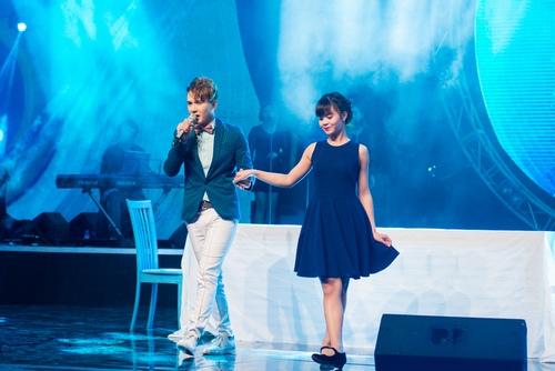 Hòai Lâm giành giải 1 tỷ đồng tại Bài hát yêu thích - 9